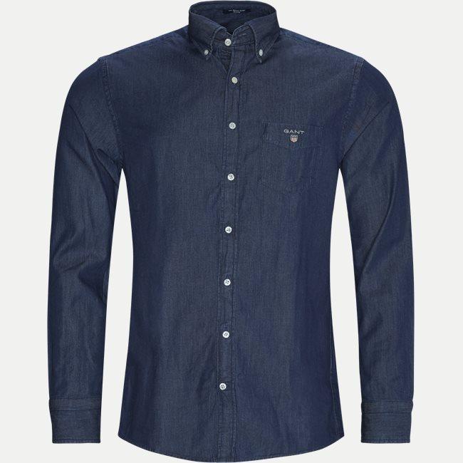 The Indigo Shirt